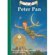 Peter Pan. Repovestire dupa romanul lui J. M. Barrie