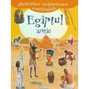 Abtibilduri stralucitoare reutilizabile, Egiptul Antic