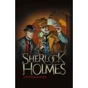 Tanarul Sherlock Holmes. Lipitoarea rosie. Volumul 2