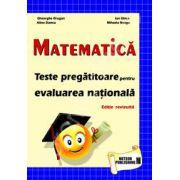 Matematica, teste pregatitoare pentru evaluarea nationala