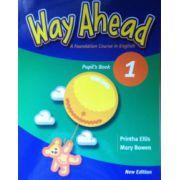 Way Ahead Pupil's Book 1. Manual de limba engleza pentru clasa a III-a