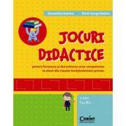 Jocurile didactice - Clasele I-a si a II-a pentru formarea si dezvoltarea unor competente la elevii din clasele invatamantului primar
