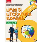 Limba si literatura romana, pentru clasa a VI-a. Standard (Colectia, foarte bine!)