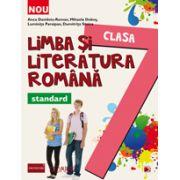 Limba si literatura romana, pentru clasa a VII-a. Standard (Colectia, foarte bine!)