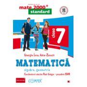 Mate 2013 Standard - Algebra, geometrie. Cls. a VII-a