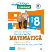 Mate 2013 Standard - Algebra, geometrie. Cls. a VIII-a