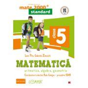 Mate 2013 Standard - Algebra, geometrie. Cls. a V-a