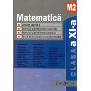 Matematica, M2. Culegere de probleme pentru clasa a XI-a (Marius Burtea)