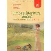 Limba si Literatura Romana manual clasa a XII-a
