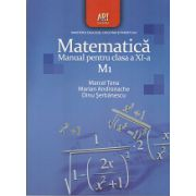 Matematica M1. Manual clasa a XI-a