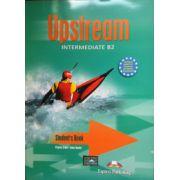 Curs pentru limba engleza. Upstream Intermediate B2. Manual pentru clasa a IX-a