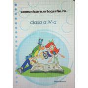 Concursul. Comunicare.Ortografie.ro 2013-2014, clasa a IV-a