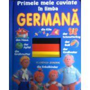 Primele mele cuvinte in limba Germana