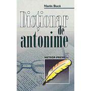 Dictionar de antonime (Marin Buca)