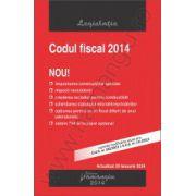 Codul fiscal 2014 actualizat 20 ianuarie 2014