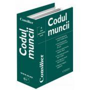 Consilier - Codul Muncii + abonament 12 actualizari