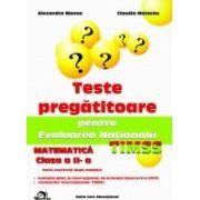 Teste pregatitoare pentru evaluarea nationala TIMSS. Matematica clasa a II-a
