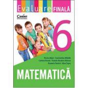 Evaluare finala la Matematica pentru clasa a VI-a (Viorica Bujor)