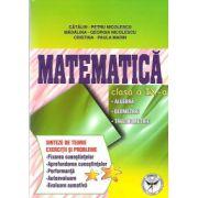Matematica clasa a IX-a. Algebra, geometrie, trigonometrie