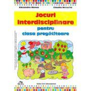 Jocuri interdisciplinare pentru clasa pregatitoare