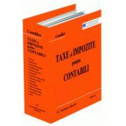 Consilier Taxe si Impozite pentru Contabili 2014 + 12 actualizari