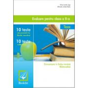 Evaluare pentru clasa a II-a. Teste (20 de teste)