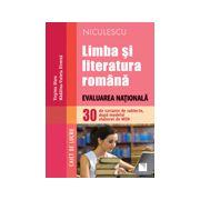 Evaluare nationala 2014. Limba si literatura romana 30 de variante de subiecte dupa modelul elaboat de MEN. Caiet de lucru