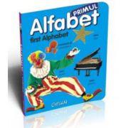 Primul alfabel. First Alphabet. Editie bilingva