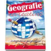Geografie recreativa - Integrame geografice