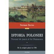 Istoria Poloniei. Terenul de joaca al lui Dumnezeu (2 vol.)