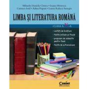 Limba si literatura romana clasa a X-a - Teste initiale. Teste finale. Subiecte de teza