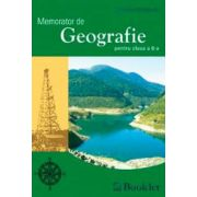 Memorator de Geografie pentru clasa a 8-a