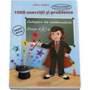 Culegere de matematica, 1000 exercitii si probleme pentru clasa a II-a