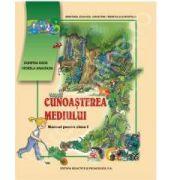 Cunoasterea mediului manual pentru clasa I (Radu Dumitra)