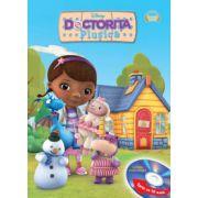 Doctorita Plusica (Carte+CD)