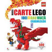Marea carte Lego. Idei ce dau viata caramizilor tale