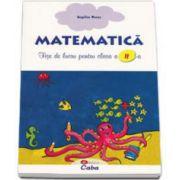 Matematica fise de lucru pentru clasa a II-a