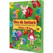 Ora de lectura, clasa a II-a. Texte literare, fise de lectura, exercitii, jocuri