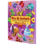 Ora de lectura, clasa a IV-a. Texte literare, fise de lectura, exercitii, jocuri