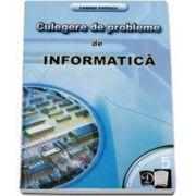 Culegere de probleme de informatica