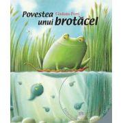 Povestea unui brotacel (Carte + DVD)