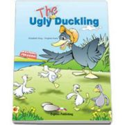 The ugly duckling. Literatura adaptata pentru copii, contine CD