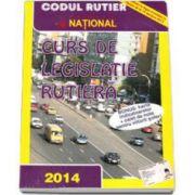Curs de legislatie rutiera 2014 + harta indicatoarelor si caiet de note