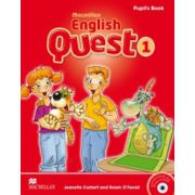 English Quest Level 1 - Pupils Book Pack (Animated Stories and Songs CD-ROM)