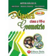 Algebra si Geometrie clasa a VII-a. Auxiliar de aritmetica (Artur Balauca)