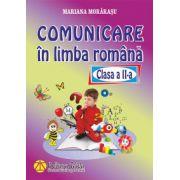 Comunicare in limba romana, clasa a II-a