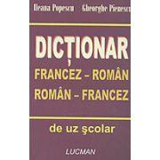 Dictionar francez-roman, roman-francez de uz scolar