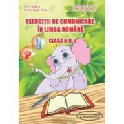 Exercitii de comunicare in limba romana, clasa a II-a