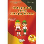 Limba germana pentru clasa pregatitoare (contine CD)