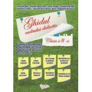 Ghidul cadrului didactic - Clasa a II-a